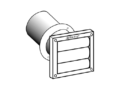 Vent Hood Assembly