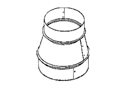 Round Reducer/Increaser