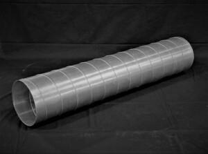 Galvanized Spiral Pipe 2
