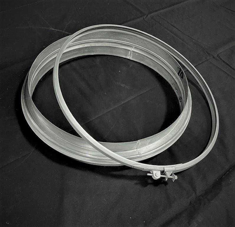 Spiral HFC flange